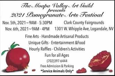 Pomegranate Arts Festival